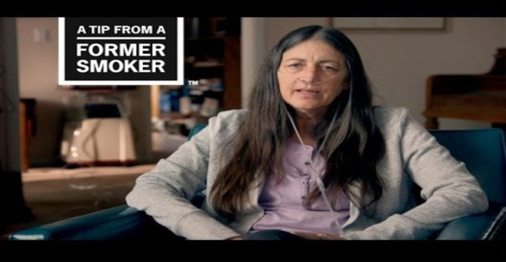Tips From Former Smokers- Becky's Story - Arkansas Cancer Coalition